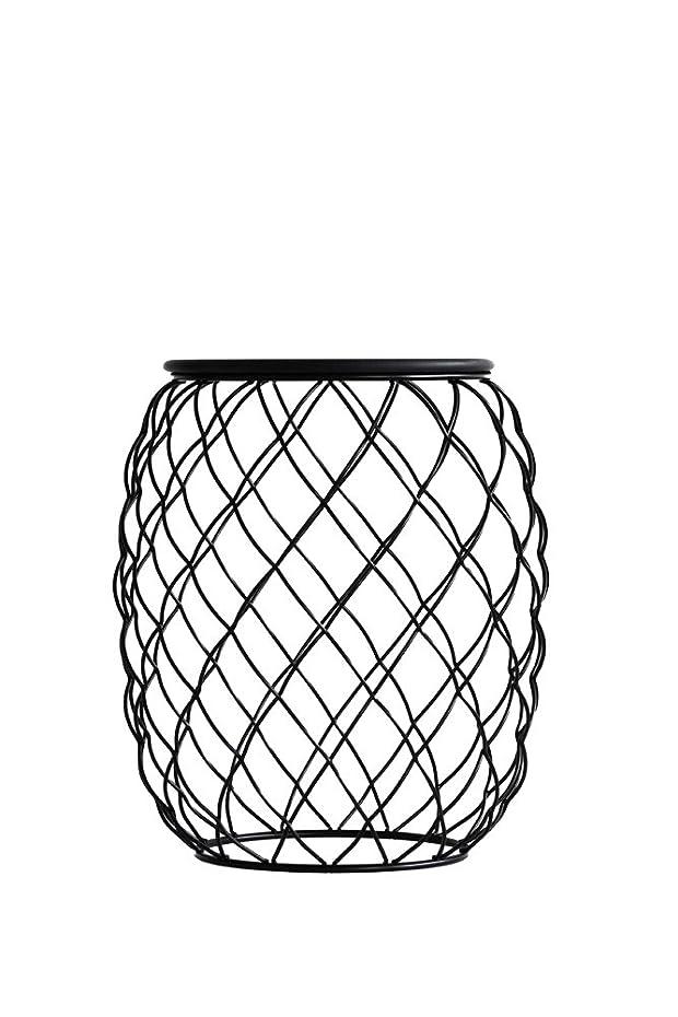 Magis Pina-Tavolino basso, in metallo, colore: nero