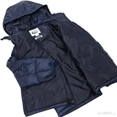 Breath Thermo Down Jacket D2JE5501: Navy