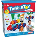 Tinkertoy Transit Building Set Children, Kids, Game