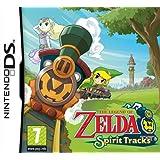 The legend of Zelda: Spirit Trackspar Nintendo