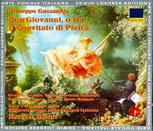 Don Giovanni, o sia Il Convitato di Pietra