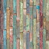 d-c-fix, Folie, deco, Design Rio buntes Holz, selbstklebend,...