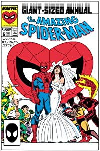 Marvel Weddings by Stan Lee, Jim Shooter, David Michelinie and Fabian Nicieza