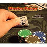 Master Poker: Professional No-limit Texas Hold'em Software (WinXP to Win8)