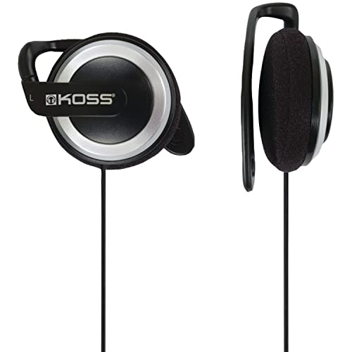 Koss KSC21 SportClip Clip-On Headphones高斯運動掛耳式耳機