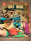 img - for Batman Limited Collectors Edition August 1977 (Vol. 6 No. C-51) book / textbook / text book