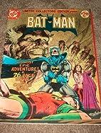 Batman Limited Collectors Edition August…