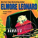 Bandits Audiobook by Elmore Leonard Narrated by Frank Muller