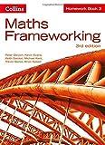 img - for Maths Frameworking   Homework Book 3 [Third Edition] book / textbook / text book