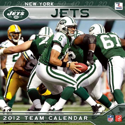 New York Jets Calendar