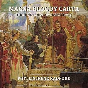 Magna Bloody Carta Audiobook