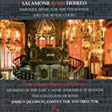 Baroque Music for Synagogue