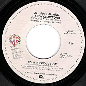 Al Jarreau And Randy Crawford Yellow Jackets Your
