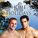 A Home for the Holidays Audiobook by Joe Cosentino Narrated by Joel Leslie