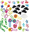 100 Plus+++ (124 Pc) Novelty Toy Asso…