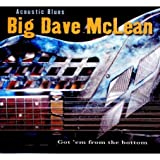 Big Dave Mclean - Acoustic Blues