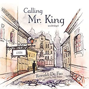 Calling Mr. King Audiobook