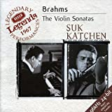 BRAHMS/ VIOLIN SONATAS