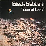 Black Sabbath - Live At Last - NEMS - 16L0089