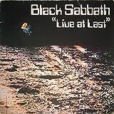 Black Sabbath - Live At Last - NEMS - 16L0089