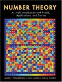img - for Number Theory: A Lively Introduction with Proofs, Applications, and Stories book / textbook / text book