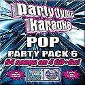 Party Tyme Karaoke: Pop Party Pack 6 / Varios (4pc) [Audio CD]<br>$1643.00