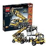 LEGO Technic 42009: Mobile Crane Mk II