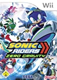 echange, troc Wii Jeux Sonic Riders: Zero Gravity