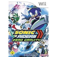 Sonic Riders - Zero Gravitiy für Wii