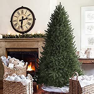 Balsam hill vermont white spruce artificial christmas tree unlit