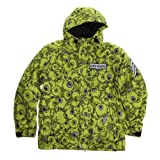 Grenade Eyeball Snowboard Jacket Slime Youth by Grenade
