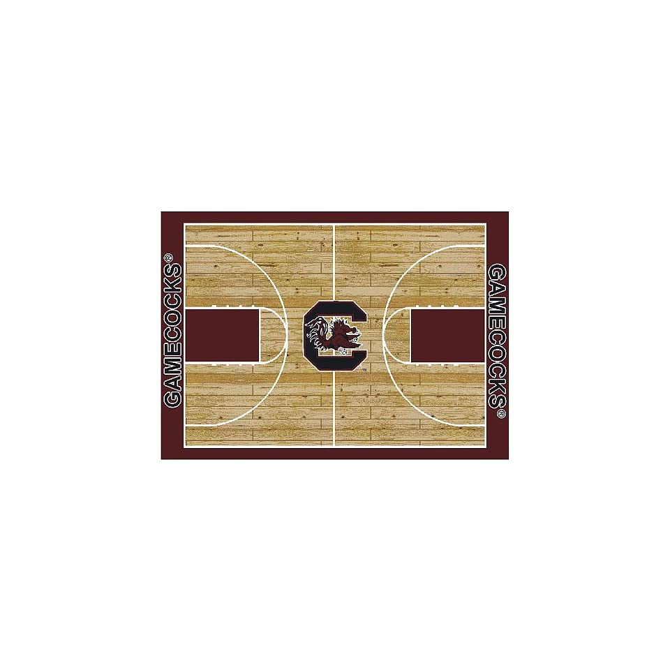 South Carolina Gamecocks College Basketball 3X5 Rug From Miliken