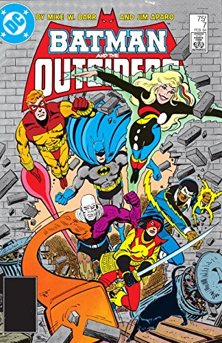 Batman & the Outsiders Vol. 1 at Gotham City Store