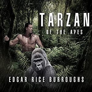 Tarzan of the Apes Hörbuch