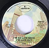 10CC 45 RPM I'M SO LAID BACK I'M LAID OUT / GOOD MORNING JUDGE
