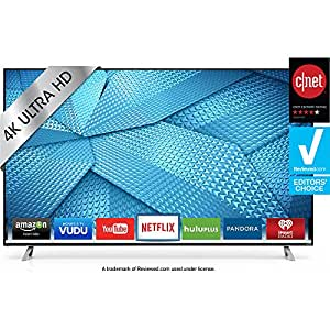 VIZIO M75-C1 75-Inch 4K Ultra HD Smart LED HDTV