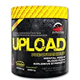 UPLOAD Pre Workout Alpha Pro Nutrition 204g 30 servings