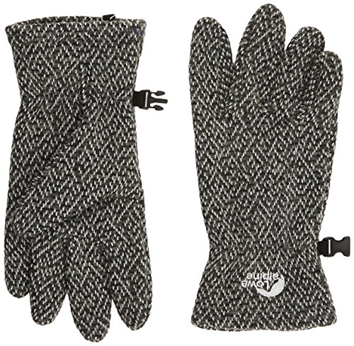 lowe-alpine-womens-oxford-glove-charcoal-medium