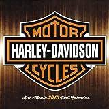 Harley Davidson 2015 Premium Wall Calendar
