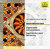 Vol. 12-Koroliovol. Series-Bach-Original Works & T