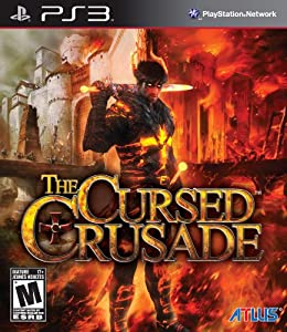 The Cursed Crusade - PlayStation 3 Standard Edition