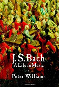 J S Bach A Life In Music from Cambridge University Press