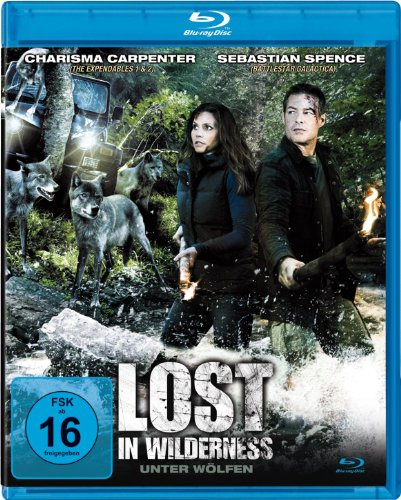 Lost in Wilderness - Unter Wölfen (Blu-ray)