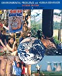 Environmental Problems and Human Beha...