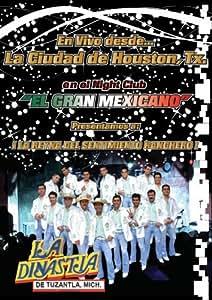 En Vivo Desde La Ciudad De Houston, TX En Night Club El Gran Mexicano