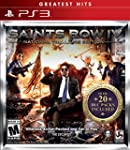 Saints Row IV National Treasure PS3