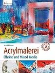 Acrylmalerei - Effekte und Mixed Media