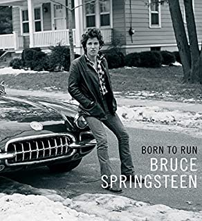 Book Cover: Born to Run