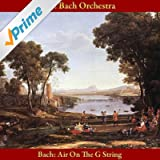 Air On the G String, from Orchestral Suite No. 3 in D Major, BWV 1068