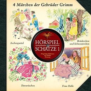 Hörspiel Schätze. Originale von 1950-1970. Teil 1 Hörspiel